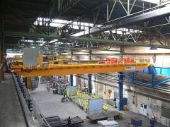 Double girder bridge cranes, 02