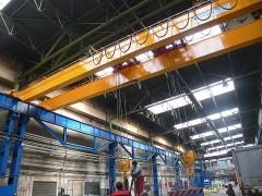 Double girder bridge cranes, 03