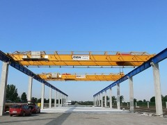 Double girder bridge cranes, 10