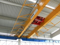 Double girder bridge cranes, 11