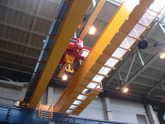 Double girder bridge cranes, 14