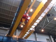 Double girder bridge cranes, 14