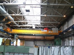 Double girder bridge cranes, 15