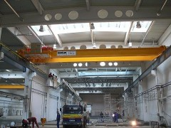 Double girder bridge cranes, 16