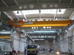 Double girder bridge cranes, 16