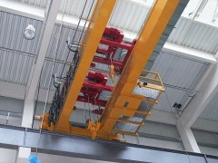 Double girder bridge cranes, 17