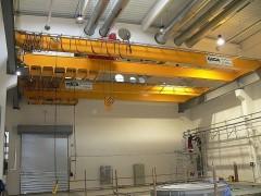 Double girder bridge cranes, 19
