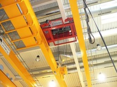 Double girder bridge cranes, 20