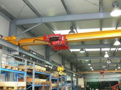 Single girder bridge cranes, 03