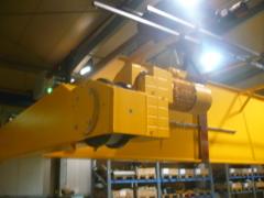 Crane GJMJ 25t-25,2m for KSM Castings-2