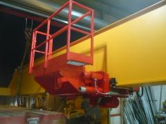 Crane GJMJ 25t-25,2m for KSM Castings-3