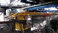 Underhung foundry crane GPMJ 5t-9m with a cabin_4450-15_1
