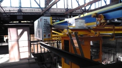 Underhung foundry crane GPMJ 5t-9m with a cabin_4450-15_2