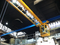 Underhung foundry crane GPMJ 5t-9m with a cabin_4450-15_4