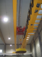 Crane GDMJ 10t-28,55m with a magnet and movable cabin_1875-04_KAJIMA_8