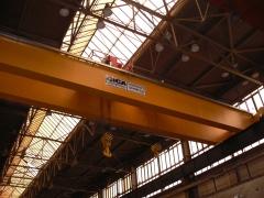 Bridge crane GDMJ 50t-20t-22,5m_3