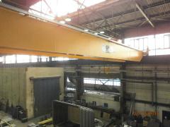 Bridge crane GDMJ 50t-20t-22,5m_6