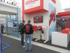 International Engineering Trade-fair Brno 2016 - GIGA