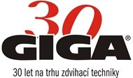 GIGA - 30 years in the lifting equipment market