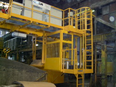 Bridge crane GDMJ - 3,2 t, 6m, mounting