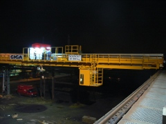 Commissioning of bridge crane GDMJ 10t-35m, Viadrus