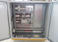 Gantry crane v MCE Hyíregyháza after modernization – new switchboard