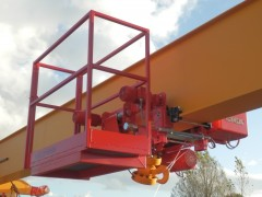 Hoist GHM 5t with service bucket