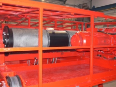 Production of winch GWF 50t/12m