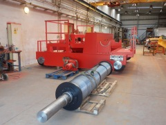Production of winch 80t