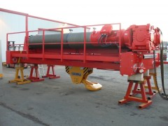 Electric wire-rope hoists and winches of GIGA